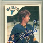Collecting Autographed Hockey Cards