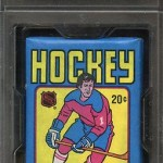 Vintage Hockey Card Boxes:  Collecting Unopened